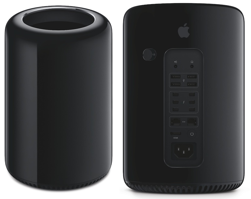 The new Mac Pro by Apple